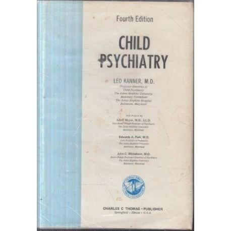 Child Psychiatry (4th ed)