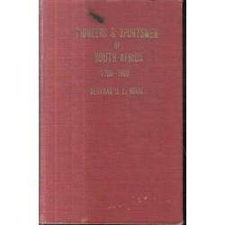 Pioneers & Sportsmen of South Africa 1760-1890