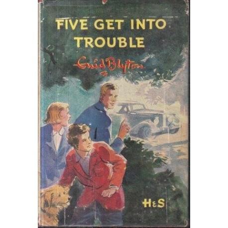 Five on Fenniston Farm