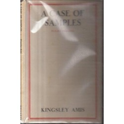 A Case of Samples: Poems 1946-1956 (First Edition)