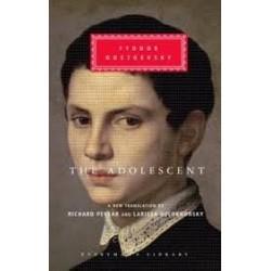 Dostoyevsky Fyodor The Adolescent