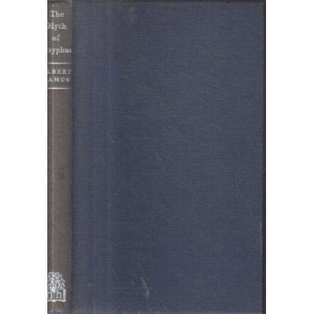 The Myth of Sisyphus (First UK Edition)