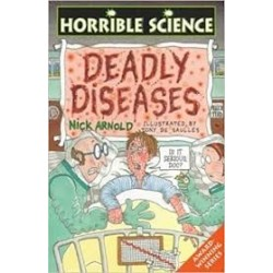 Horrible Science: Blood, Bones and Bony Bits and Chemical Chaos