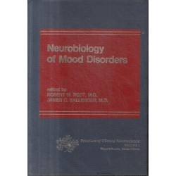 Neurobiology of Mood Disorders (Frontiers of Clinical Neuroscience)