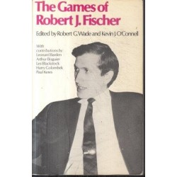 The Games Of Robert J. Fischer