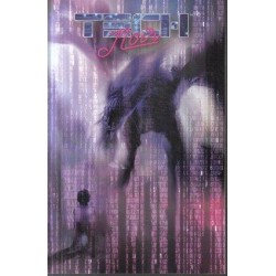 Technoir Vol. 5 The Heart of Darkness Issue 5 The Haunting of Harry Black