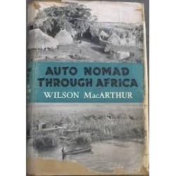 Auto Nomad through Africa