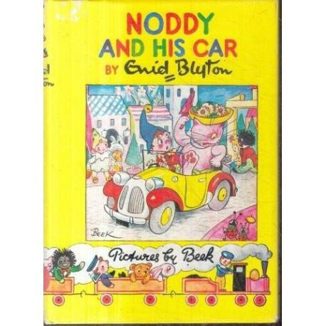 Noddy and His Car (Book 3)