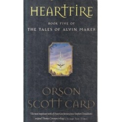 Heartfire (Book 5 of the Tales of Alvin Maker)