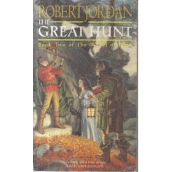 The Wheel of Time (Book 2): The Great Hunt