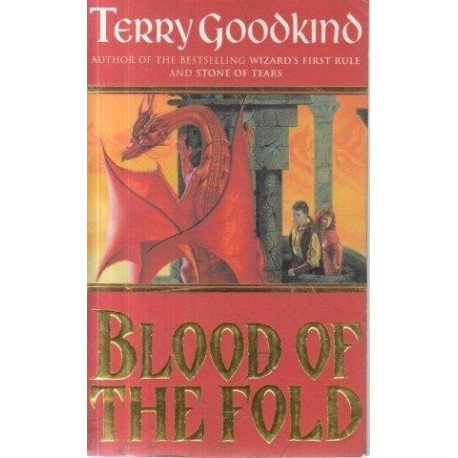 Blood of the Fold (Sword of Truth, Book 3)