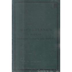 Macfarlane's Patent Footrest Closets and Urinals