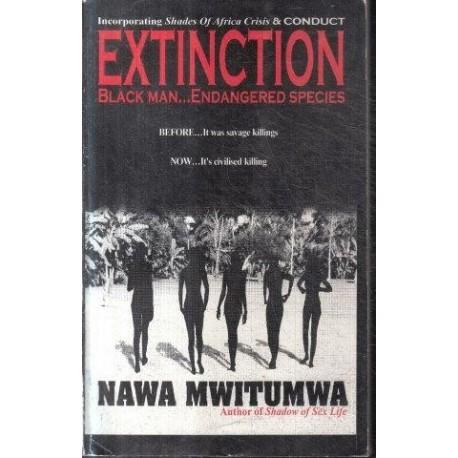 Extinction: Black Man Endangered Species