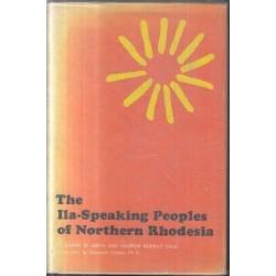 The Ila-Speaking Peoples of Northern Rhodesia 2 Vols