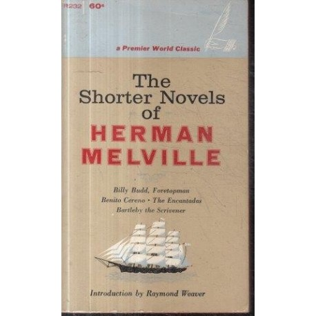 The Shorter Novels of Herman Melville