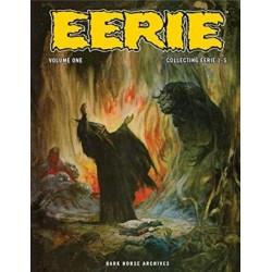 Eerie Archives Volume 1: Collecting Eerie 1-5