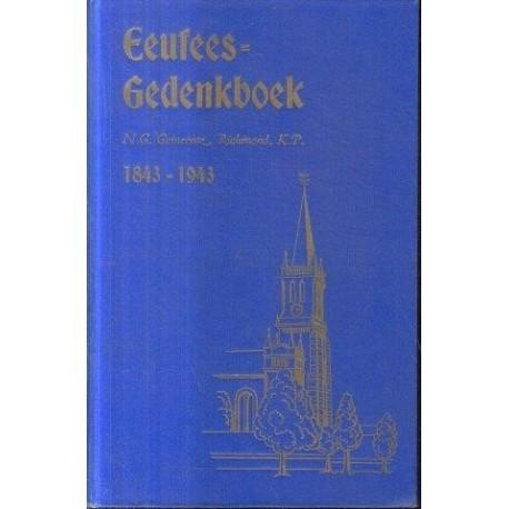Eeufees Gedenkboek Richmond K.P. 1843 Tot 1943