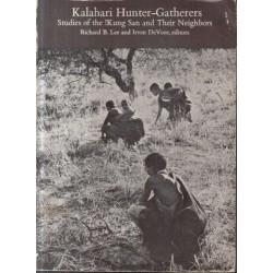 Kalahari Hunter-Gatherers - the !Kung San and their Neighbours