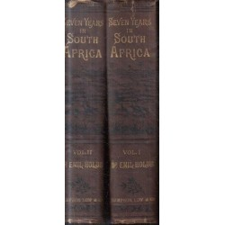 Seven Years in South Africa, 2 Vols