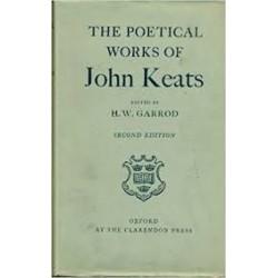 John Keats: Poems (Second Edition)