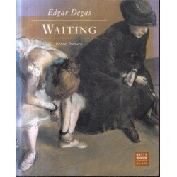 Edgar Degas - Waiting