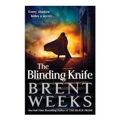The Blinding Knife (Lightbringer 2)