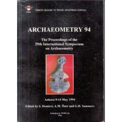 Archaeometry 94: 29th International Symposium on Archaeometry