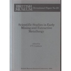 Aspects of Early Metallurgy (Occasional Paper 20)