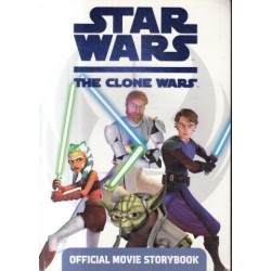 Star Wars - The Clone Wars - Official Movie Storybook
