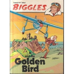 Biggles and the Menace from Space (Comic)