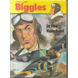 Biggles and the Golden Bird (Comic)