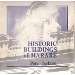 Historic Buildings of Harare 1890-1940