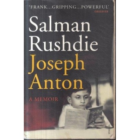 Joseph Anton. A Memoir (Signed)