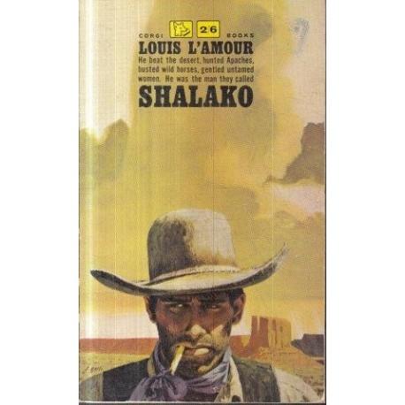 Shalako (Louis L'Amour's Lost Treasures)