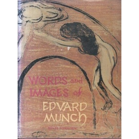 Words And Images Of Edvard Munch