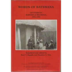 Words of Batswana