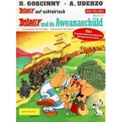Asterix (Mundart) Asterix und da Aweanaschuld (21)