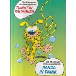 Tumult in Palumbien - Panda in Panik (Marsupilami 10)