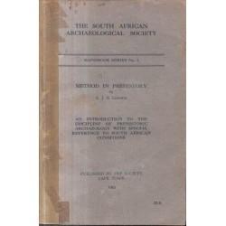 Method in Prehistory