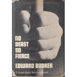 No Beast So Fierce (First Edition, Hardcover, 1973)