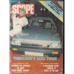 Scope Magazine November 30, 1984 Vol. 19 No 48