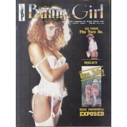Bunny Girl Magazine April 1991