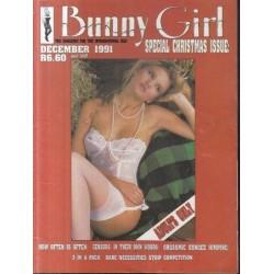 Bunny Girl Magazine December 1991