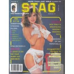 Stag - The Man's Magazine December 1990 (Vol. 09 No. 12)