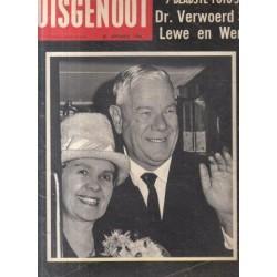 Huisgenoot 30 Septmber 1966 - Dr. Verwoerd Se Lewe en Werk