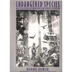 Endangered Species: Portraits of a Dying Millenium
