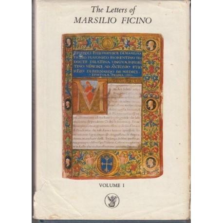 The Letters of Marsilio Ficino