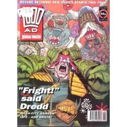 2000AD featuring Judge Dredd Prog 809 - 14 Nov 92