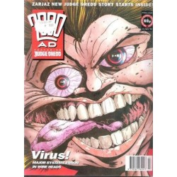 2000AD featuring Judge Dredd Prog 810 - 21 Nov 92