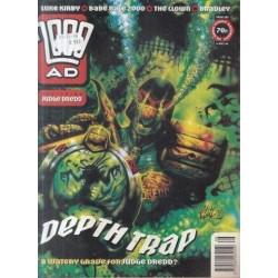 2000AD featuring Judge Dredd Prog 886 - 06 May 94